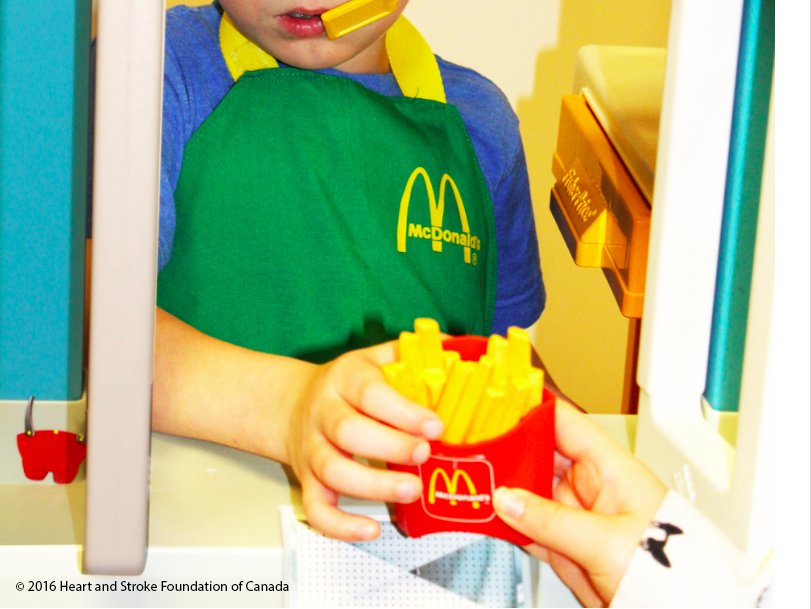 e22f0407cf52 Researchers find strong link between fast-food ads and consumption among  pre-schoolers